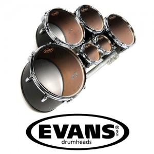 Evans ドラムヘッド
